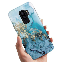 Samsung Galaxy S9 Plus - Skal / Mobilskal Konstmönster