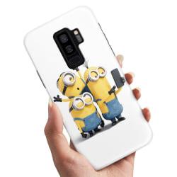 Samsung Galaxy S9 Plus - Skal / Mobilskal Minions