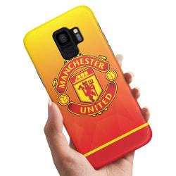 Samsung Galaxy S9 - Skal / Mobilskal Manchester United