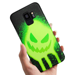Samsung Galaxy S9 - Skal / Mobilskal Monster