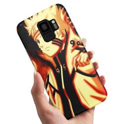 Samsung Galaxy S9 - Skal / Mobilskal Naruto Sasuke