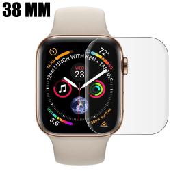 Skärmskydd - Apple Watch 38mm - Heltäckande Skydd