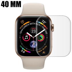 Skärmskydd - Apple Watch 40mm - Heltäckande Skydd