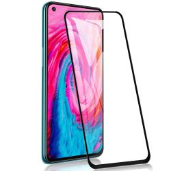 Skärmskydd - Xiaomi Redmi Note 9 - Heltäckande Glas