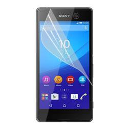 Sony Xperia M5 Clear Skärmskydd