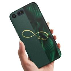 Sony Xperia X Compact - Skal / Mobilskal Infinite Love