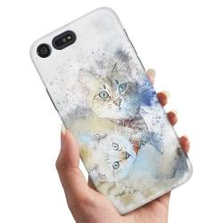 Sony Xperia X Compact - Skal / Mobilskal Katter