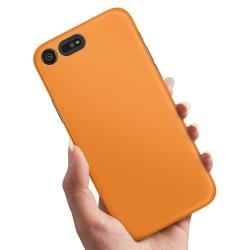 Sony Xperia X Compact - Skal / Mobilskal Orange