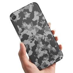 Sony Xperia XZ - Skal / Mobilskal Kamouflage