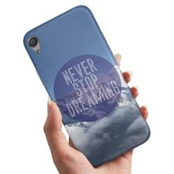 Sony Xperia XZ - Skal / Mobilskal Never Stop Dreaming