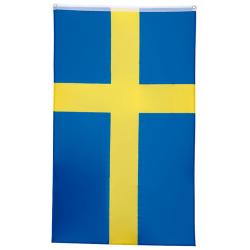 Sverigeflagga 150 x 90 cm / Svensk Flagga / Svenska Flaggan