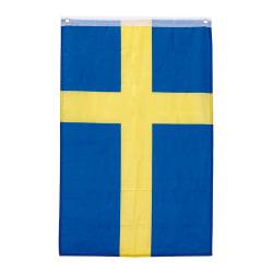 Sverigeflagga 90 x 60 cm / Svensk Flagga / Svenska Flaggan