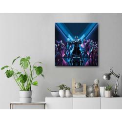 Tavla / Canvastavla - Fortnite - 30x30 cm - Canvas