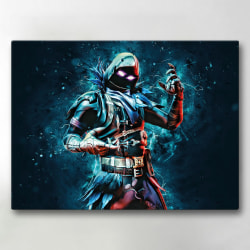 Tavla / Canvastavla - Fortnite - 42x30 cm - Canvas