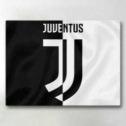 Tavla / Canvastavla - Juventus - 42x30 cm - Canvas