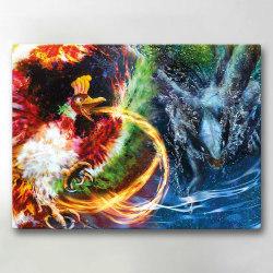 Tavla / Canvastavla - Pokemon - 42x30 cm - Canvas