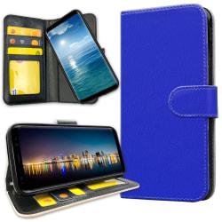 Xiaomi Mi 9 - Plånboksfodral Blå