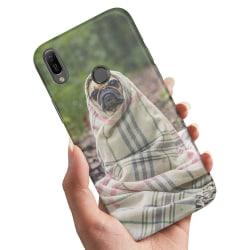 Xiaomi Mi A2 Lite - Skal / Mobilskal Söt Bulldog