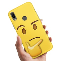 Xiaomi Mi A2 - Skal / Mobilskal Emoji / Smiley