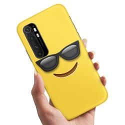 Xiaomi Mi Note 10 Lite - Skal / Mobilskal Emoji / Smiley