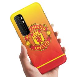 Xiaomi Mi Note 10 Lite - Skal / Mobilskal Manchester United