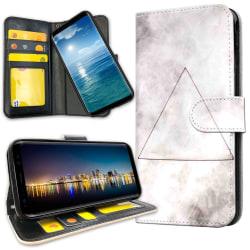 Xiaomi Mi Note 10 - Plånboksfodral Triangel