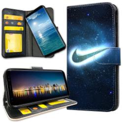 Xiaomi Mi Note 10 Pro - Plånboksfodral Nike Yttre Rymd