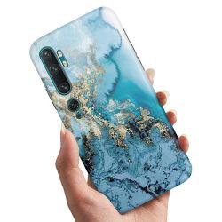 Xiaomi Mi Note 10 - Skal / Mobilskal Konstmönster