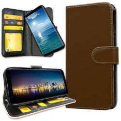 Xiaomi Redmi Note 9 - Plånboksfodral Brun
