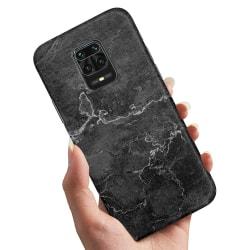 Xiaomi Redmi Note 9 Pro - Skal / Mobilskal Marmor