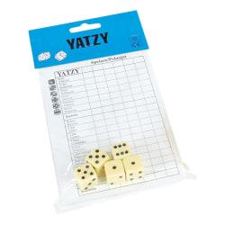 Yatzy - Sällskapsspel - Spel till Familj - Resespel
