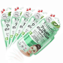 5st*10ml Power Shake Purifying Mask-Peeling With Probiotics