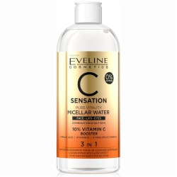C Sensation Pure Vitality Micellar Water 3in1