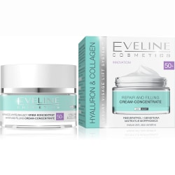 Hyaluron And Collagen Day and Night Cream 50+