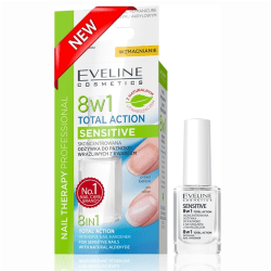 Nail Total Action 8 In 1 Sensitive