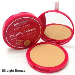 Bourjois Healthy Balance Matte 10H Powder  -  56 Hale Clair