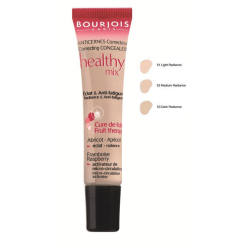 Bourjois Healthy Mix Fruit Therapy Correcting Concealer - 53 Dar