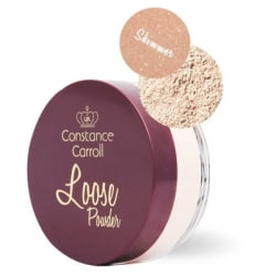 CCUK Natural Loose Powder-Honey Beige Shimmer
