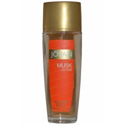 Jovan Musk Body Fragrance Natural Spray 75ml