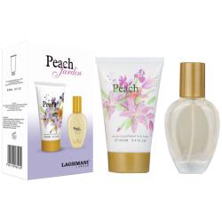 PEACH JARDIN Gift Set-EDP100ml + Body Lotion100ml