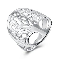 Silver Ring - Livets Träd - Symbol för Livet - Stl 18,9 Silver