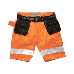 Arbetsshorts med Loxy-reflex Orange 100