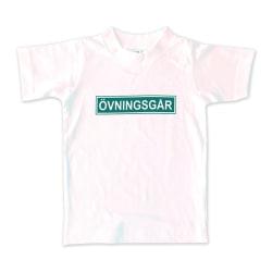 T-shirt Övningsgår 80 (80)