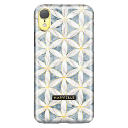 iPhone XR Marvêlle Magnetiskt Skal Golden Blossom multifärg