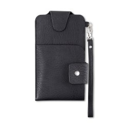 Väska som passar de flesta telefonerna