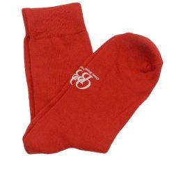 Owen Brown 2 pack röda golfstrumpor  herrstrumpor/   42-45 Röd