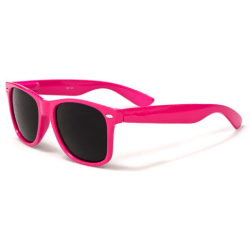 Solglasögon Wayfarer Rosa - Ink Fodral Rosa