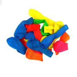 20x Vattenballonger i Olika Färger multifärg