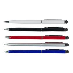 5x Multifunktionell Styluspenna multifärg