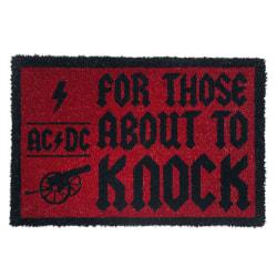 AC/DC, Dörrmatta Röd